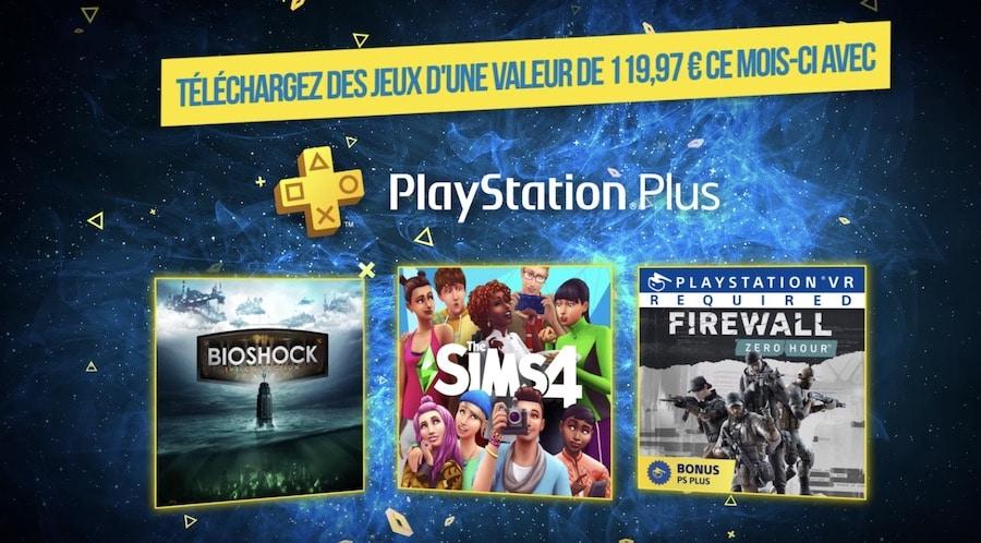 Les jeux PS4 gratuits du mois de février 2020