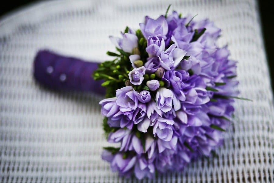 Offrir des fleurs par Twitter