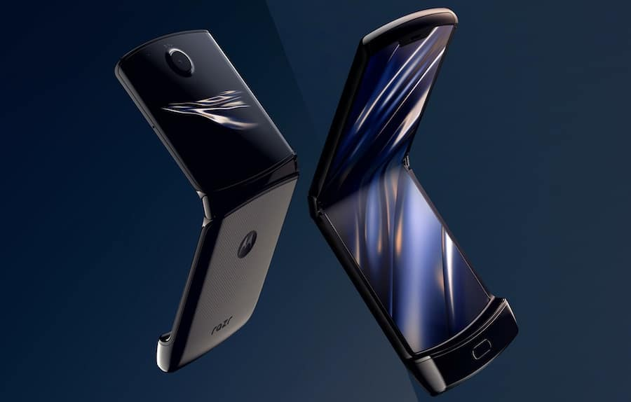 Le smartphone RAZR de Motorola