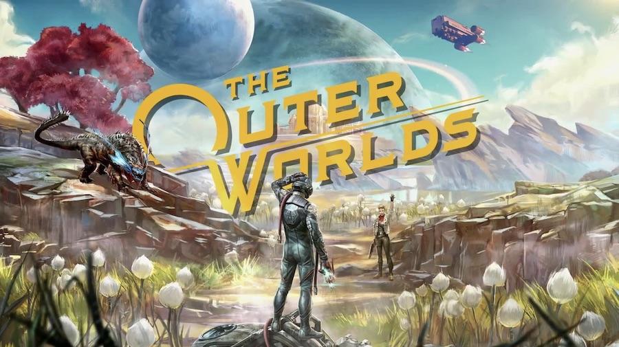 Le jeu vidéo The Outer Worlds